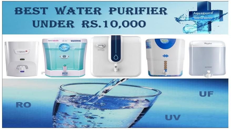Top 10 Best water purifiers under 10000 in India 2020 – Reviews