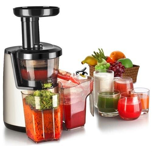 Usha Nutripress (362F) 240-Watt Cold Press Slow Juicer